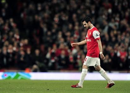 Arsenal: Fabregas \