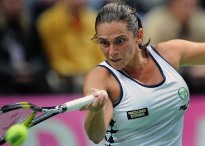 Tennis, tornei Wta: bene Vinci e Camerin