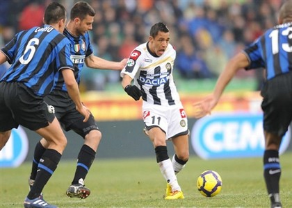 Sanchez-Inter, tra sogno e incubo