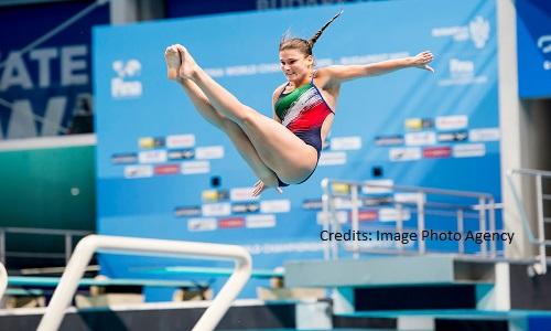 Tuffi, Europei Glasgow 2018: niente podio per Elena Bertocchi nel trampolino da 3m