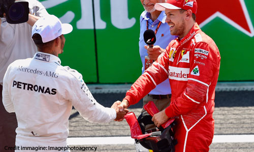 "F1, Rosberg pizzica Vettel e la Ferrari: ""Troppi errori. La Mercedes è una macchina da guerra"""