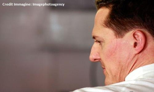 Schumacher, la moglie: