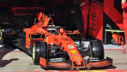 Vettel #1