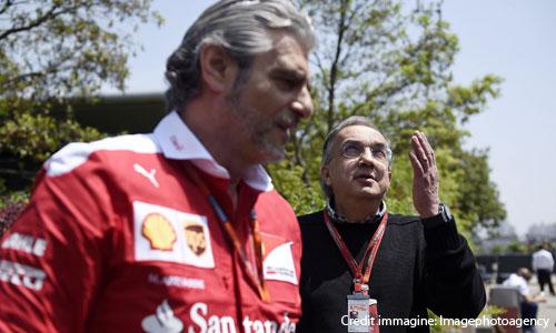 Ferrari, Marchionne avvisa Liberty: