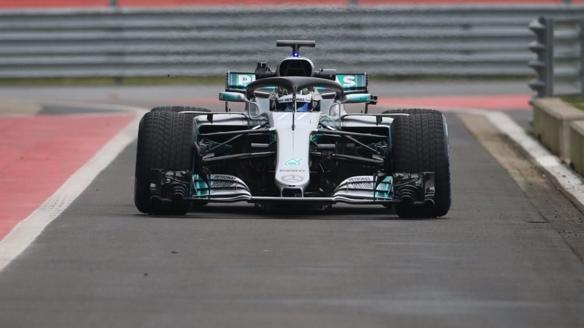 F1, Gp Brasile: Mercedes regina