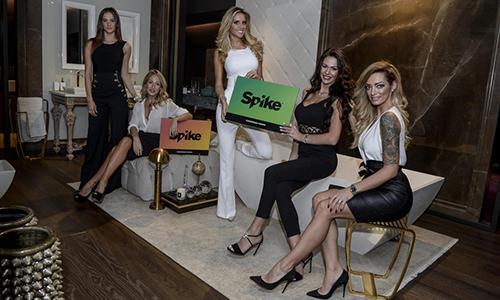 Le mogli dei calciatori madrine di Spike TV