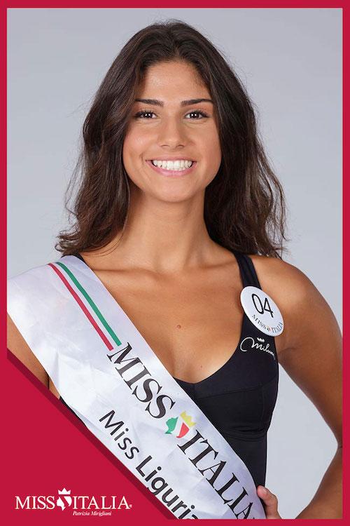 Sport a Miss Italia 2018: dal nuoto sincronizzato ecco Marta Murru