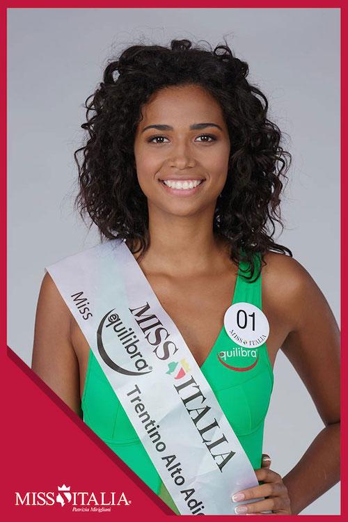Sport a Miss Italia 2018: dalla pallavolo ecco Nicole Nietzsch