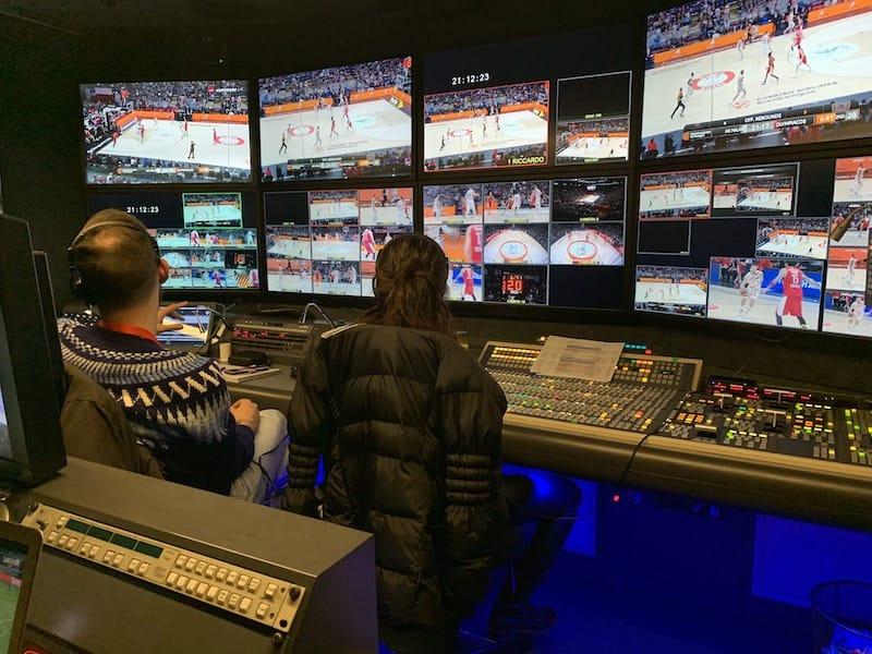 Eurolega di Basket, la ripresa dell'evento in tempo di Covid