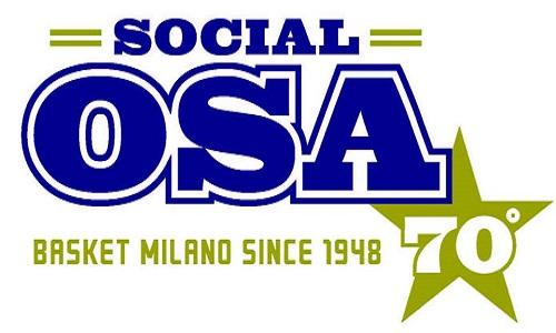 Basket, il 22-23 settembre la festa dei 70 anni del Social OSA