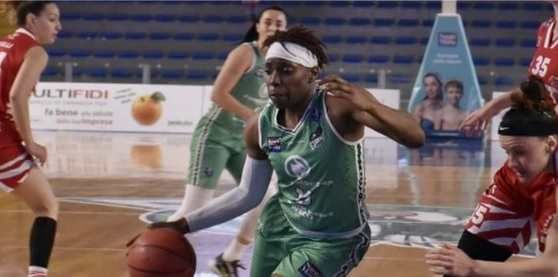 Basket - Virtus Eirene Ragusa batte Empoli, ora in semifinale contro Schio