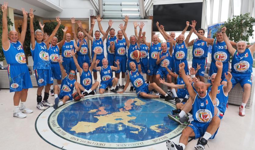 Maxibasket - Dagli azzurri Over assist benefico ai nisseni