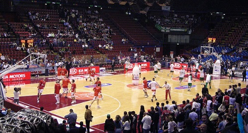 Basket, EuroLega: Mike James dell'Olimpia eletto Mvp di febbraio