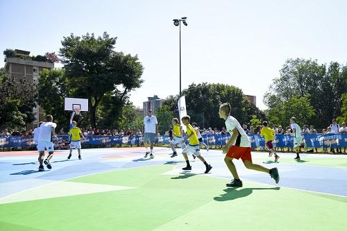 Basket, Italia: ecco Datome e Gallinari. Domani il torneo pre-Mondiale con Serbia, Francia e Nuova Zelanda