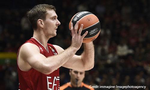 Serie A, Basket: Zoran Dragic saluta l'Olimpia Milano