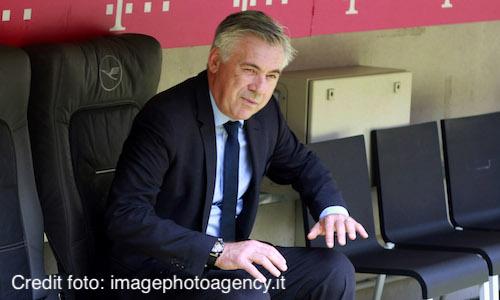 Champions League, Ancelotti: