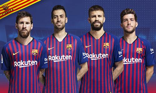 Barcellona verso bilancio record di un miliardo