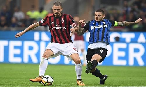 Milan, Bonucci salta la Juventus
