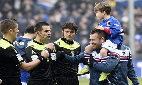 Cassano saluta il calcio: