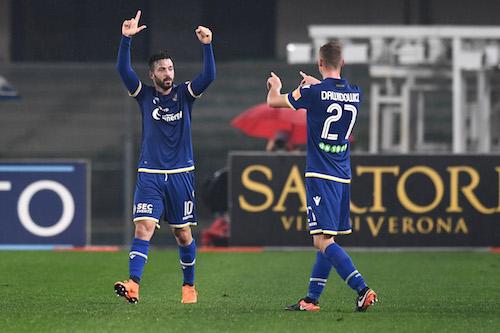 Serie B, il Verona cala il tris. Pescara ko 3-1