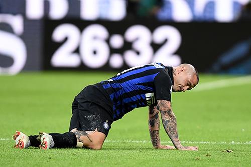 Inter, castigo finito per Nainggolan