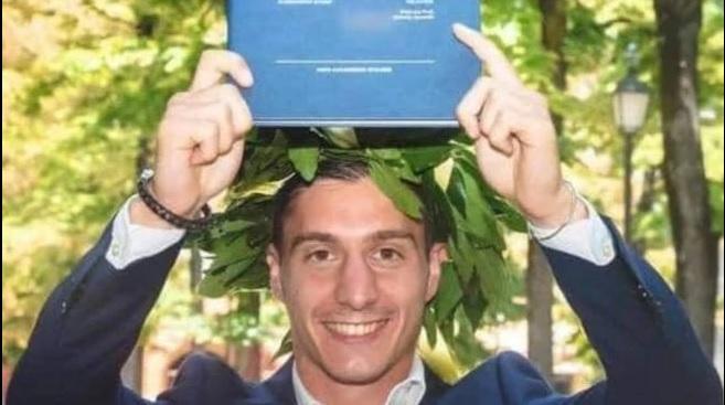 """Alessandro Spanò, il capitano della Reggiana si ritira a 26 anni: """"Voglio studiare"""""""