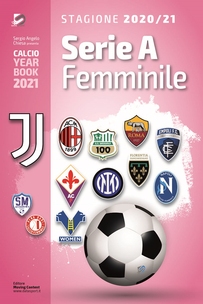 Year Book DataSport: tutto il calcio in cifre - Serie A Femminile 2020-2021