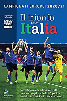 È online il nuovo libro degli Europei 2021 targato Datasport