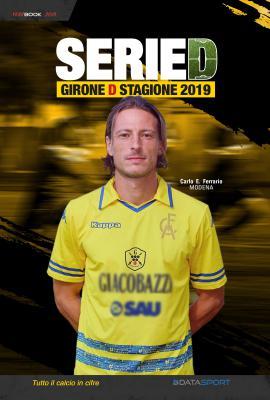 Year Book DataSport: tutto il calcio in cifre - Serie D girone D