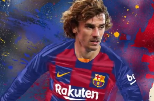 UFFICIALE: Griezmann al Barcellona