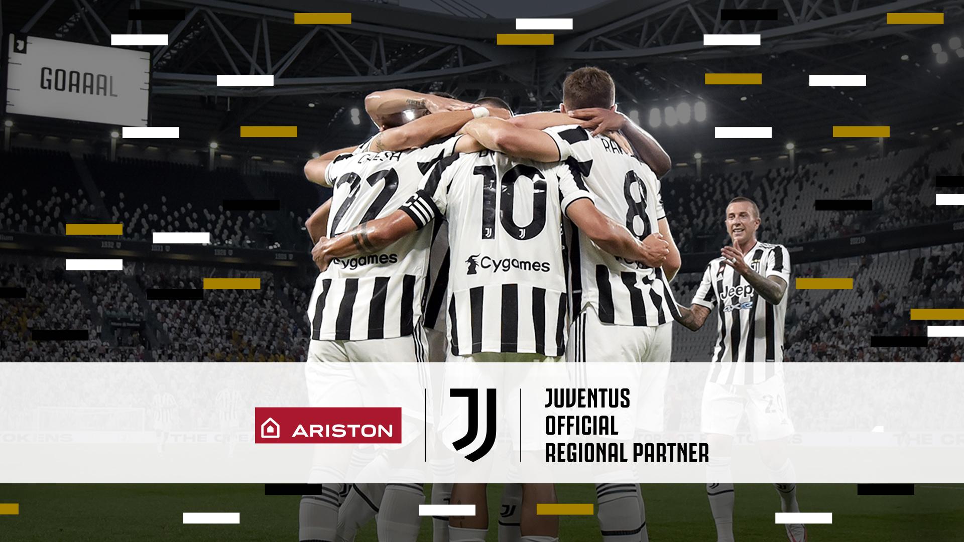 ARISTON e Juventus insieme in Indonesia -
