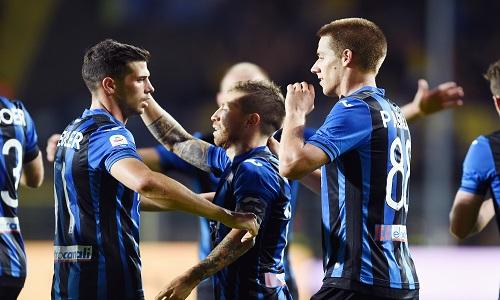 Serie A, Atalanta-Parma 3-0