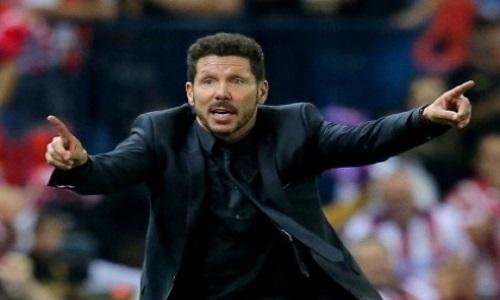 """Atletico Madrid, Simeone: """"Un giorno allenerò l'Inter"""""""