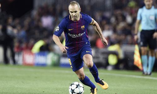 Barcellona, Iniesta ha rinnovato il suo contratto a vita