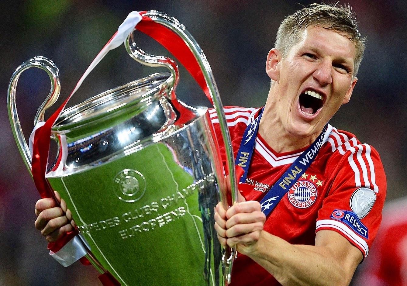 AUGURI - Bastian Schweinsteiger, nato per vincere