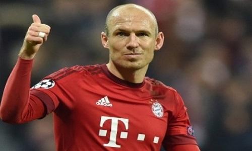 Bayern Monaco, Robben addio a fine stagione
