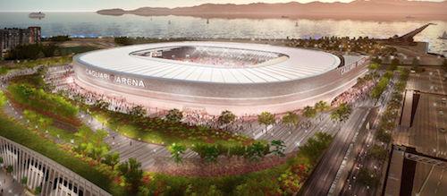 Cagliari, il Comune stanzia altri 5 milioni per lo stadio
