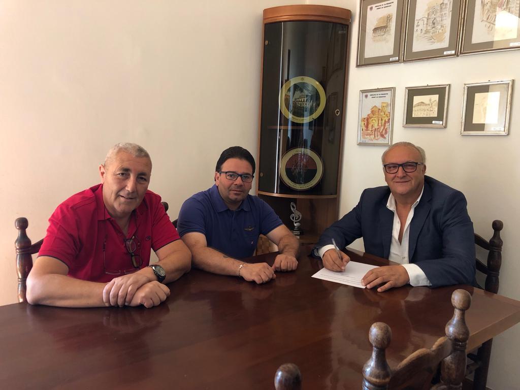 Stadio Castrovillari: accordo tra il Comune di Altomonte e il presidente Agostini