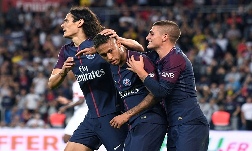 Champions League: Psg a valanga, United ko