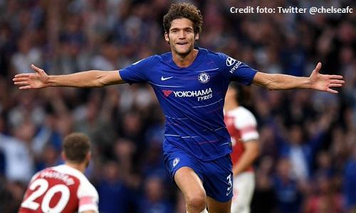 Premier League: a Sarri il derby londinese, il Chelsea batte 3-2 l'Arsenal