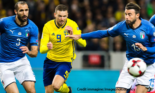Qualificazioni Mondiali 2018: Italia-Svezia 0-0. LIVE