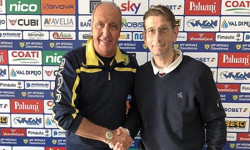 Chievo, ufficiale: Ventura è il nuovo allenatore