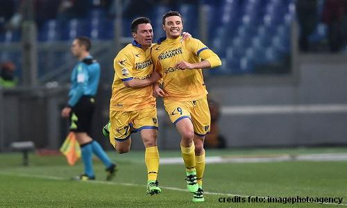 Serie B: il Frosinone raggiunge il Parma, vince anche l'Empoli