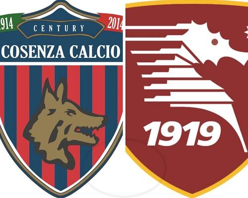 Serie B, la presentazione di Cosenza-Salernitana