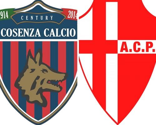 Serie B, la presentazione di Cosenza-Padova