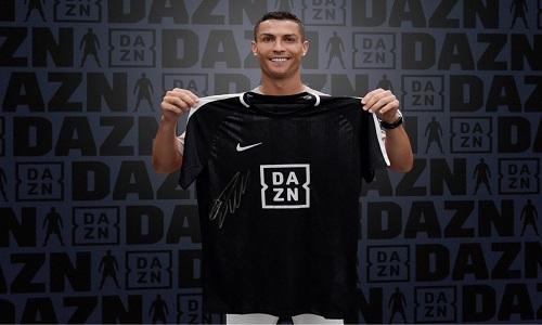 DAZN: Cristiano Ronaldo nuovo brand ambassador, l'intervista esclusiva alla piattaforma streaming