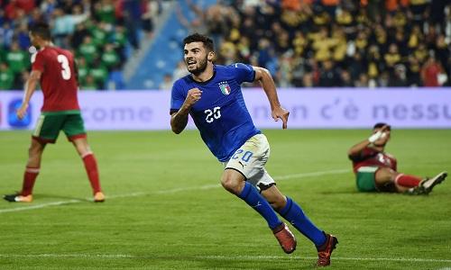 Amichevole, Under 21: poker degli azzurrini, gol ed assist per Cutrone