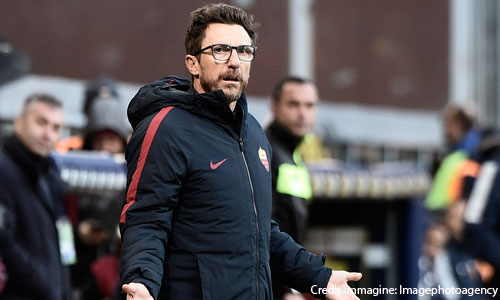 Coppa Italia, Di Francesco: