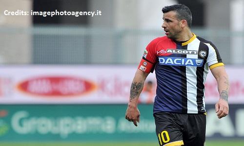 Riecco Di Natale, l'ex Udinese riparte dalla B: ufficiale allo Spezia