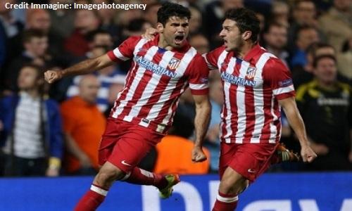 Dembele risponde a Diego Costa: è 1-1 tra Atletico Madrid e Barcellona